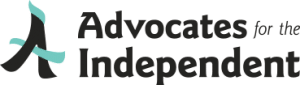 Advocates for the Independent Logo